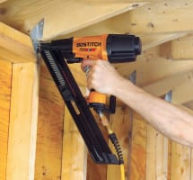 Tague now stocks Bostitch Pneumatic air tools