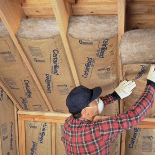 Insulation & Builder Paper