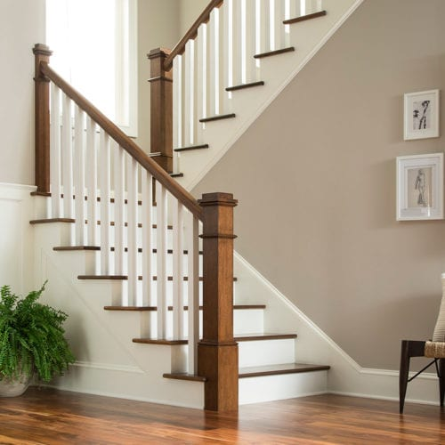 Stairs, Stair Parts & Attic Stairs