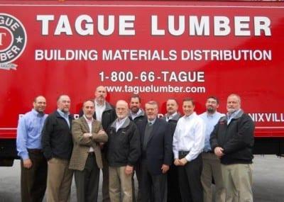 No Shave November at Tague Lumber