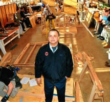 Tague Lumber supports SkillsUSA Competition at Williamson