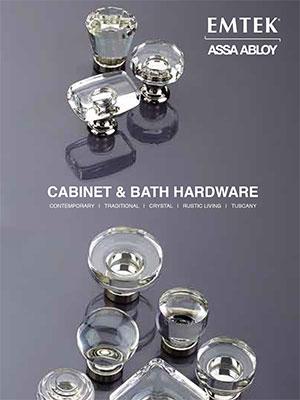 Emtek Cabinet Brochure