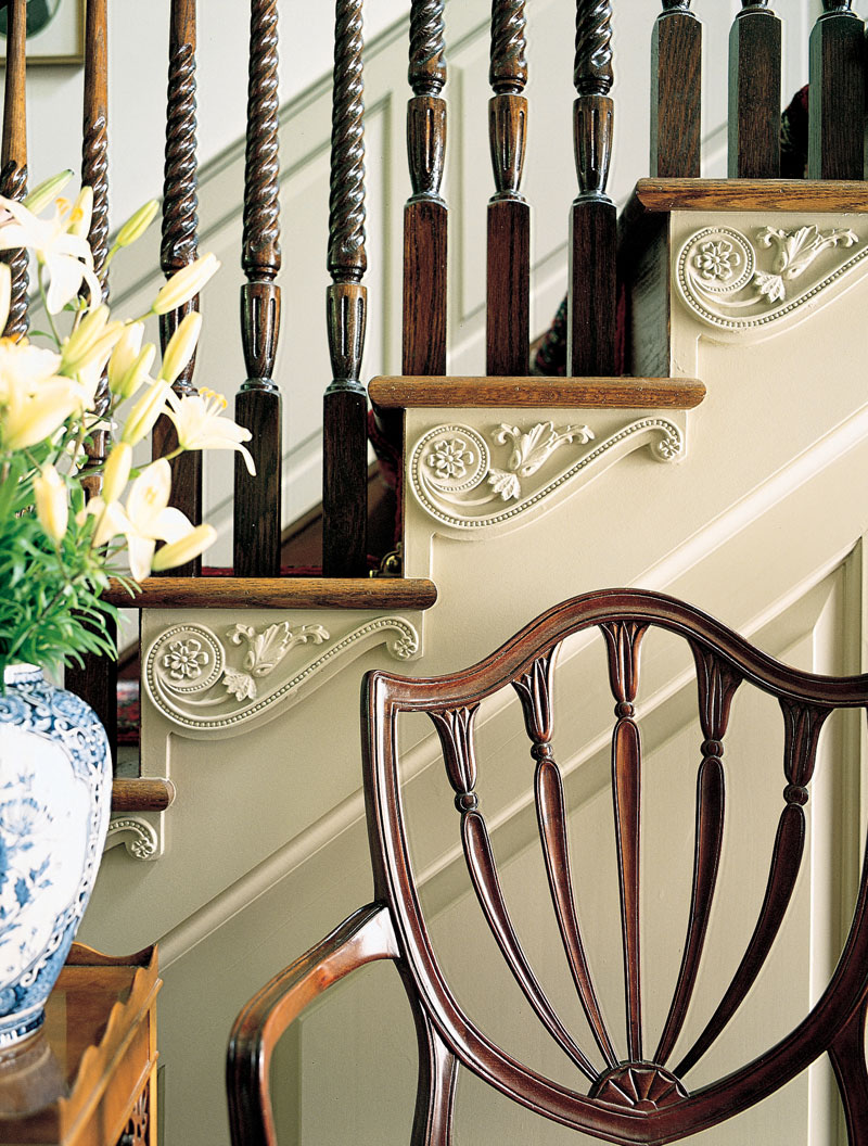 Decorative Stair Brackets