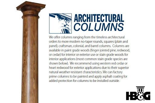 HB&G Columns