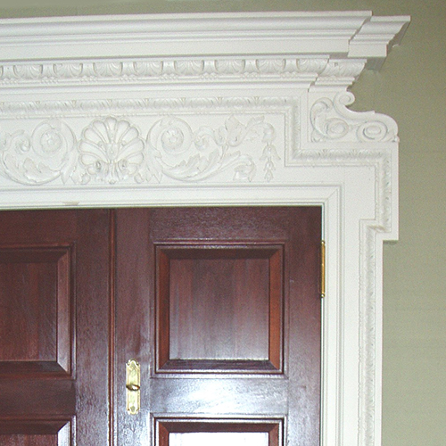 Historic & Custom Moulding Patterns