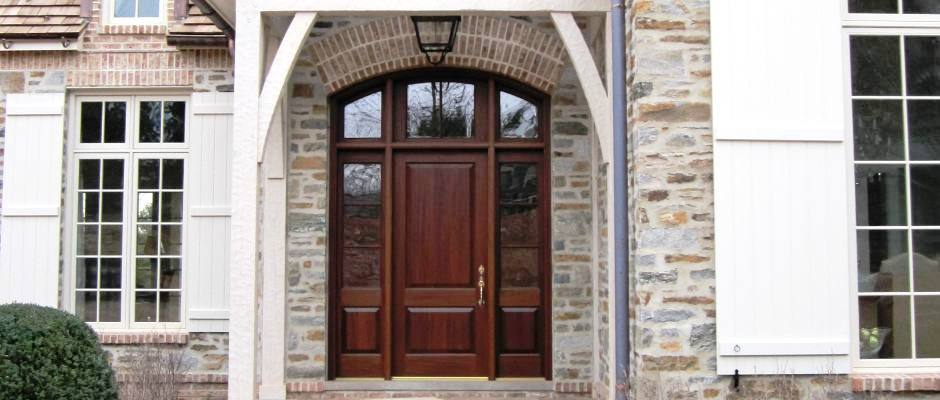 Exterior Door Co Hall Brothers Of Colchester Ltd Bespoke