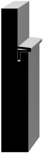 TL-2126 with Q-Lon Weatherstrip