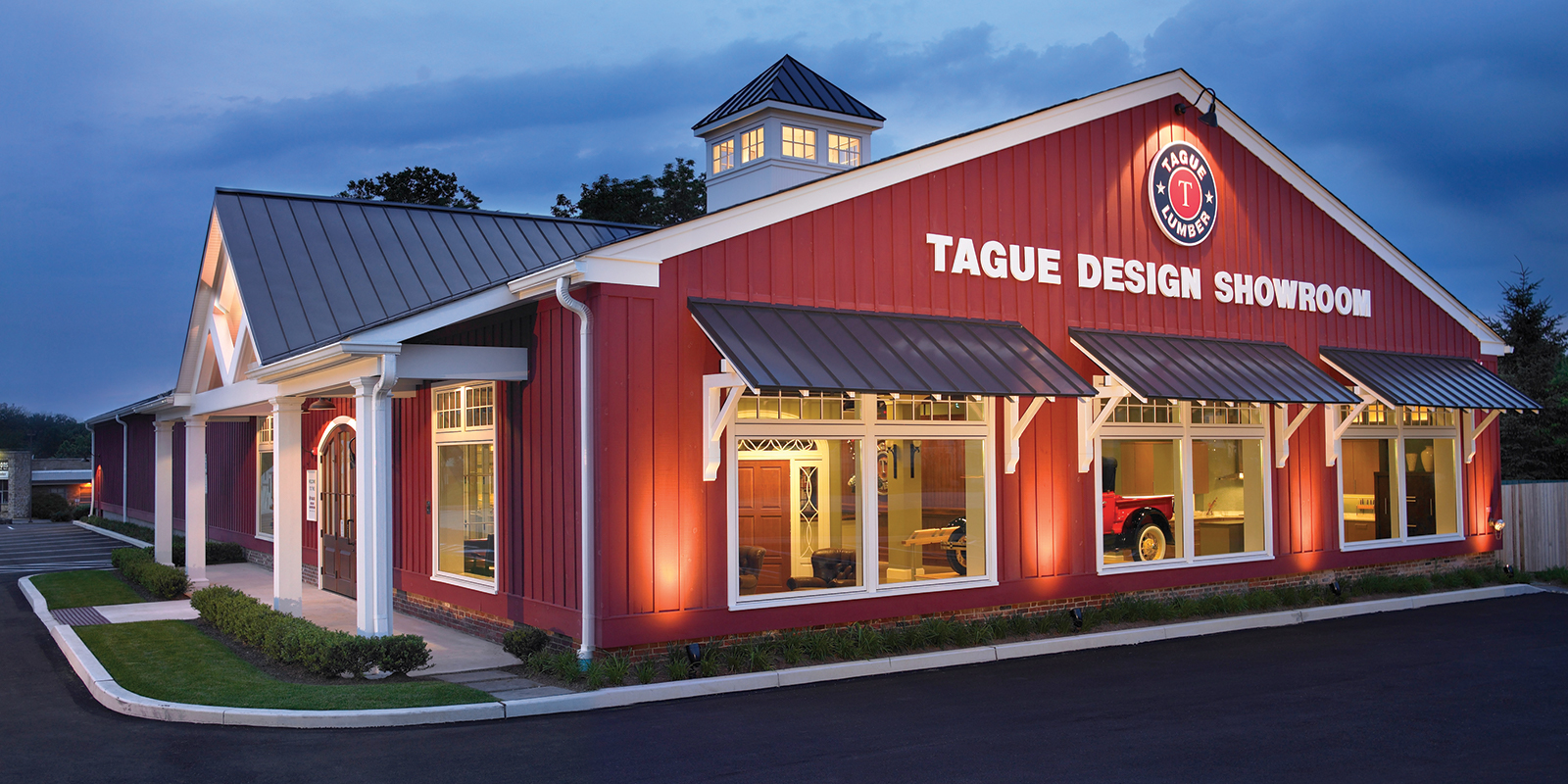 Tague Malvern Design Showroom