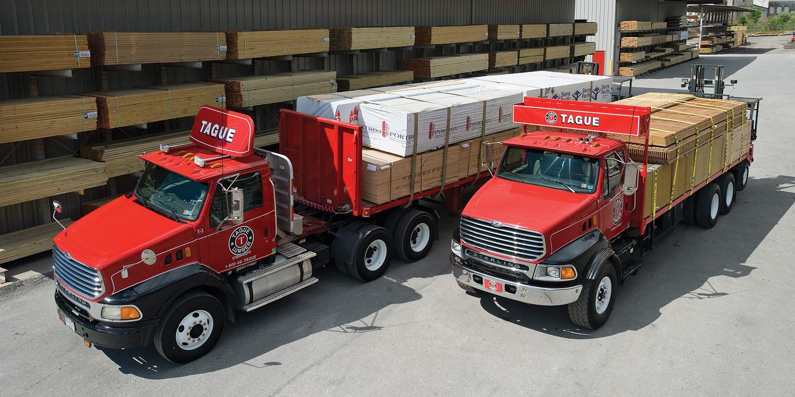 Tague Trucks