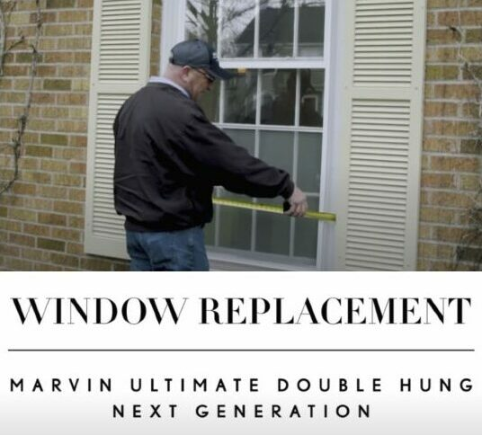 Window Install Video