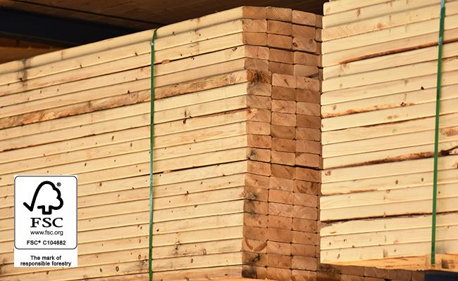 Pressure Treated Wood & Lumber