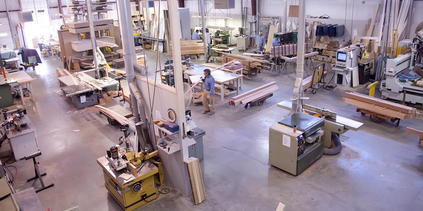 Custom Millwork Division