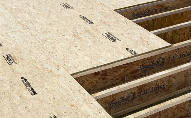 Weyerhauser Engineered Wood Products
