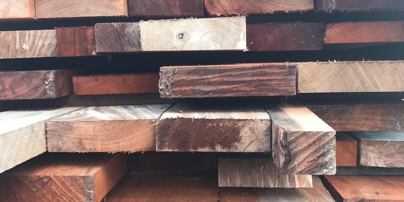FSC lumber
