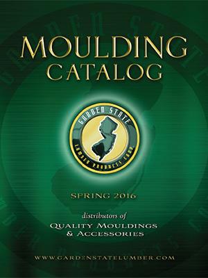 Garden State Lumber Moulding Catalog