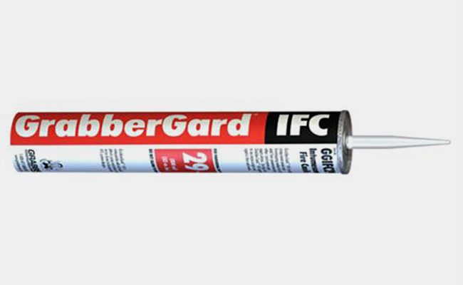 Intumescent Fire Caulk (IFC)