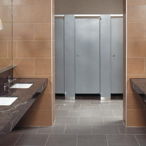Washroom Partitions & Accessories