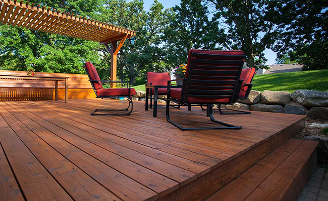 Pressure-Treated Lumber  by Madison Wood