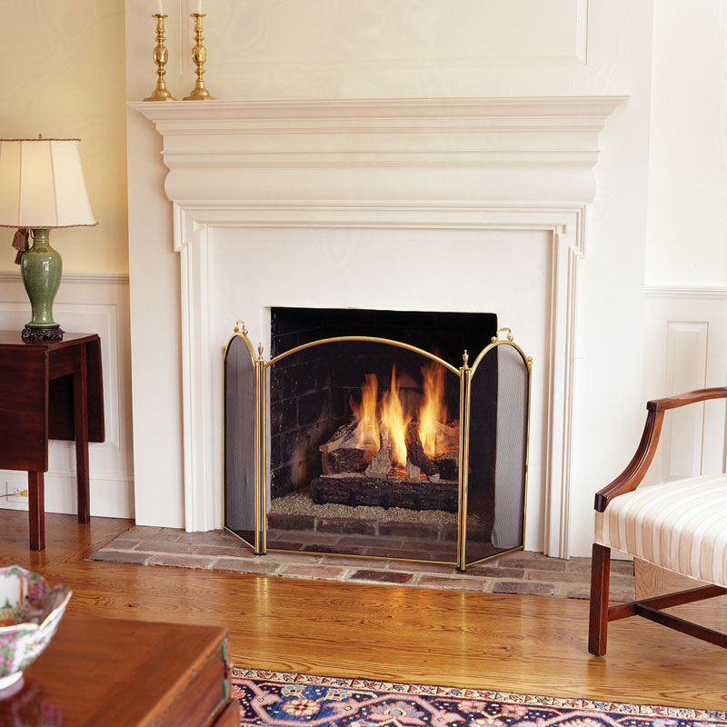 Fireplace mantels surrounds tague lumber for Custom fireplace mantels and surrounds