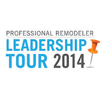 Tague has 25 FREE passes to Professional Remodeler's Leadership Tour 2014