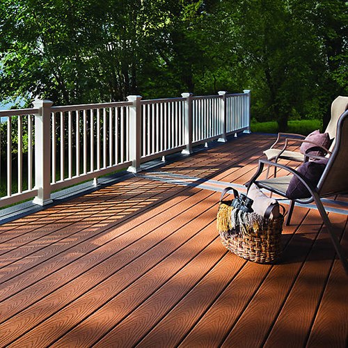 Decking & Outdoor Materials